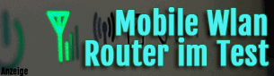 Mobile Wlan Router - Testportal