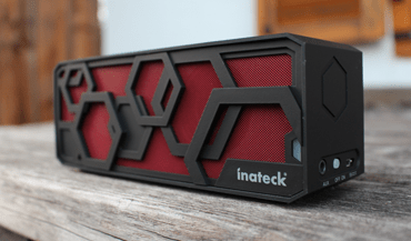 Inateck BTSP-10 Plus Sideview