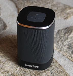 Bluetooth Lautsprecher mit langer Akkulaufzeit: EasyAcc DP100