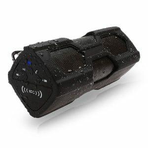 Elegiant Lautsprecher Spritzwassergeschützt