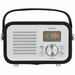 Vooki Bluetooth Lautsprecher mit Radio