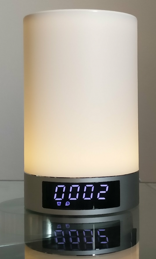 kwmobile LED Bluetooth Lautsprecher