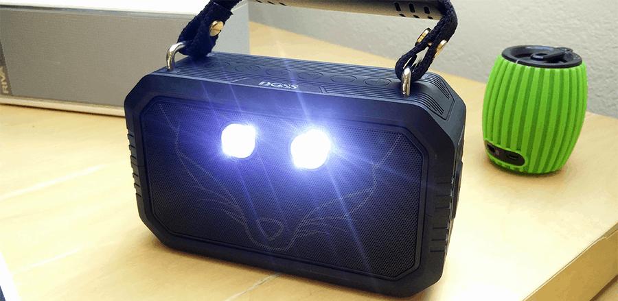 DOSS Traveler LED