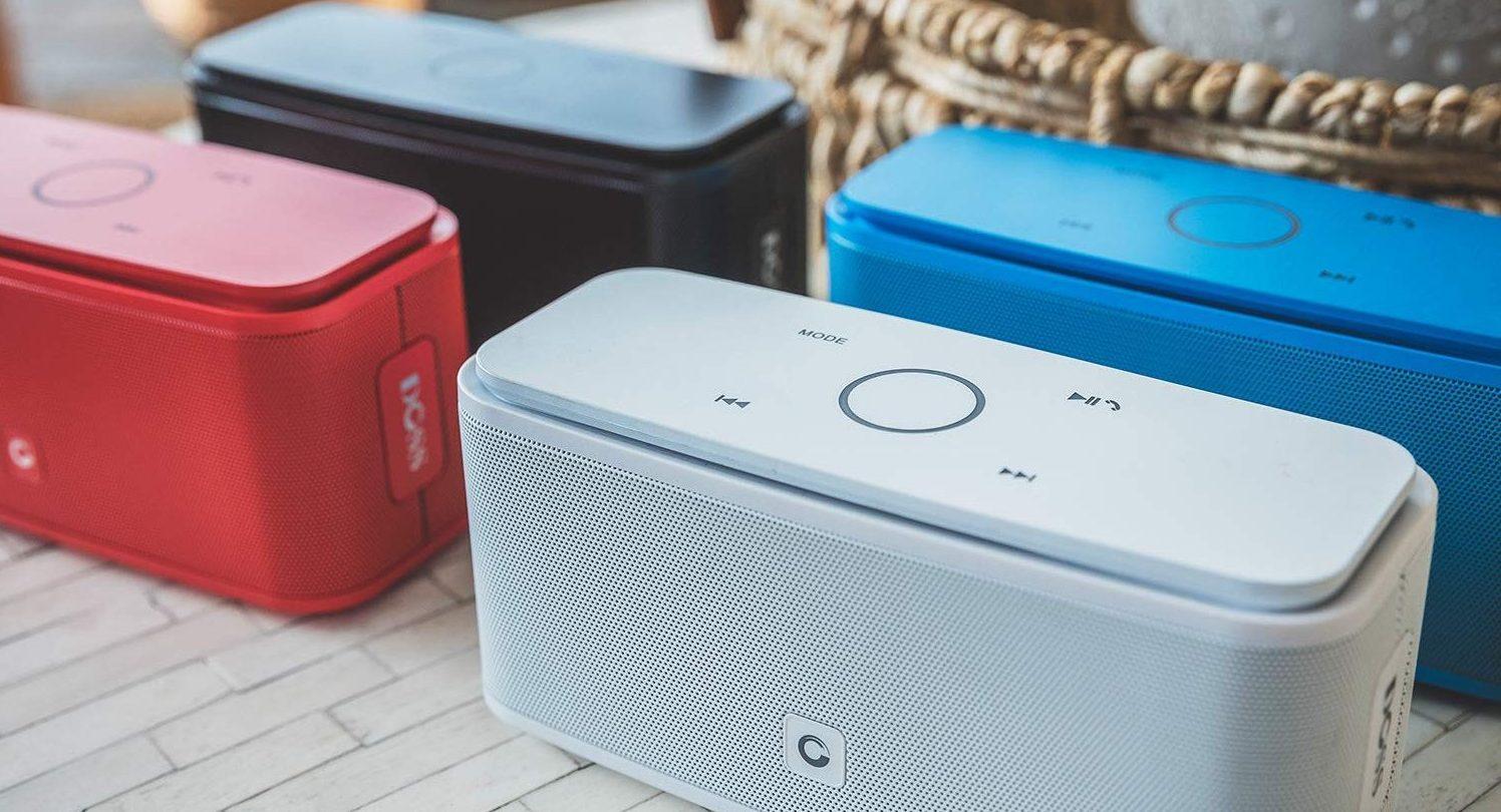 DOSS SoundBox Portable Wireless: Fazit & Lautsprecher ...